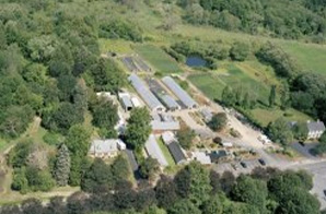 Country Gardens Aerial View